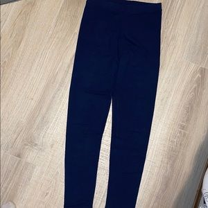 Navy blue Lauren Conrad Leggings